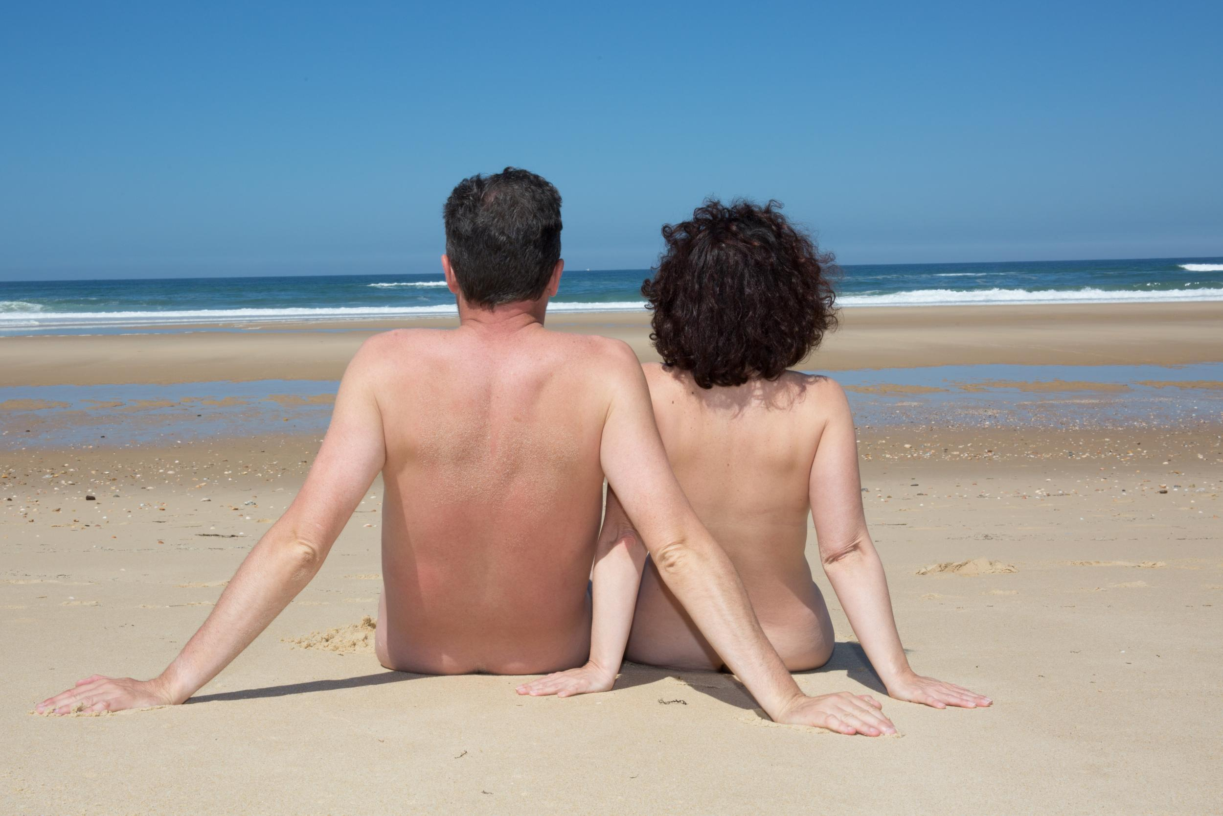 Nude beaches in egypt