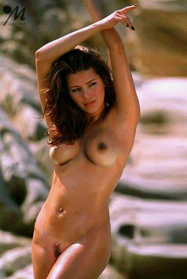 Alicia machado naked showing her pussy