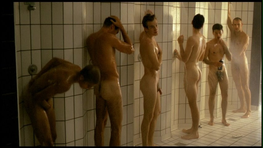 Male nudes in film