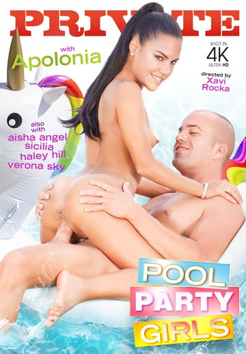 Pool party porn