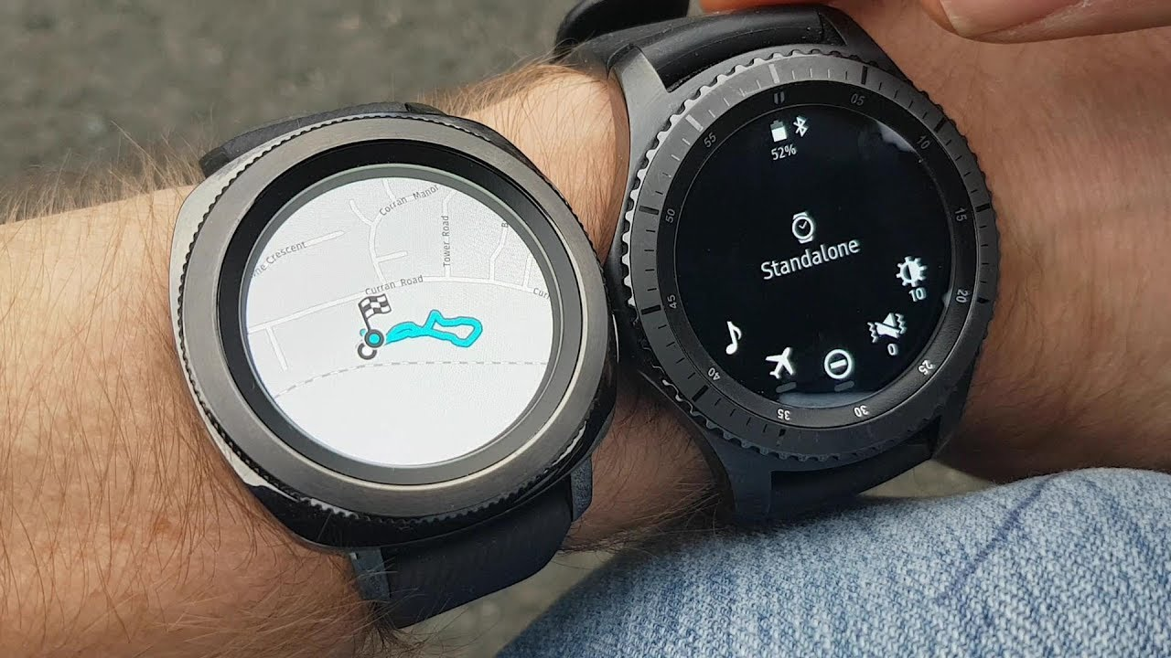 How to use galaxy watch without phone