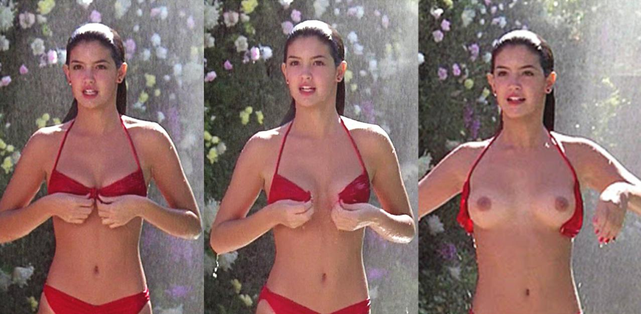Fast times at ridgemont high phoebe cates nude