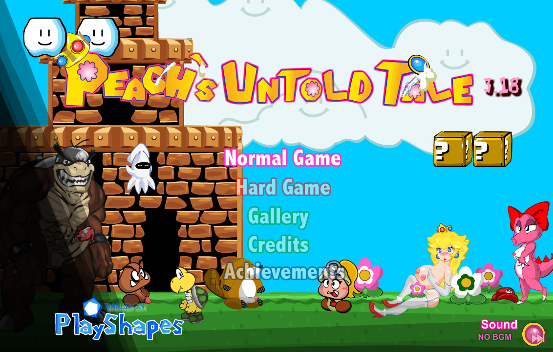 Mario is missing peachs untold tale download
