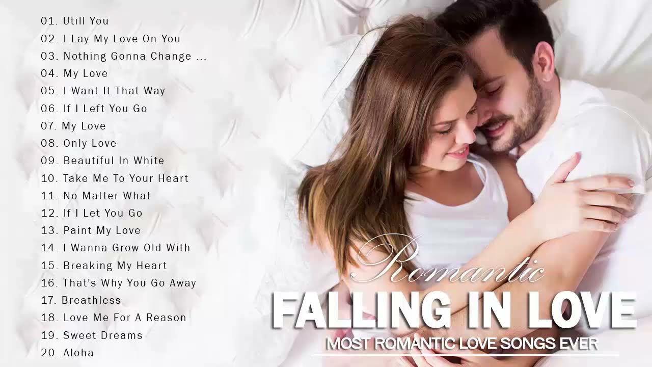 Most popular love songs 2019