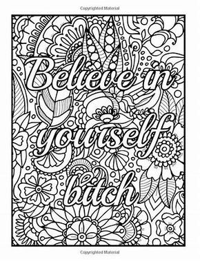 Naughty adult coloring pages