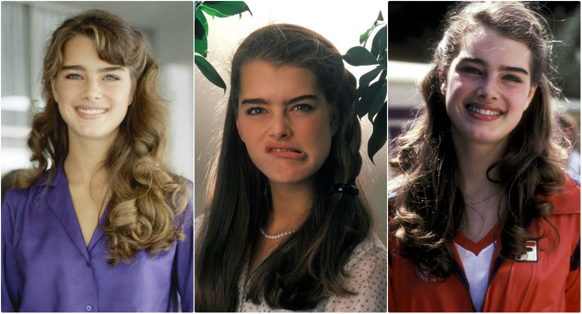 Young brooke shields galleries