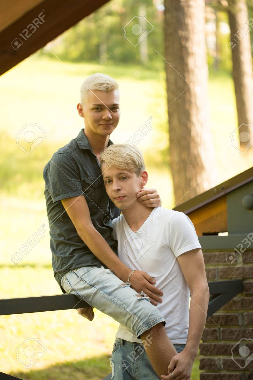 Young gay male videos